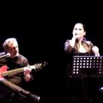 spettacolo: gaber, canzoni e monologhi // riletture di germini, hellwig, jachia