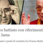 franco battiato vs. dalai lama